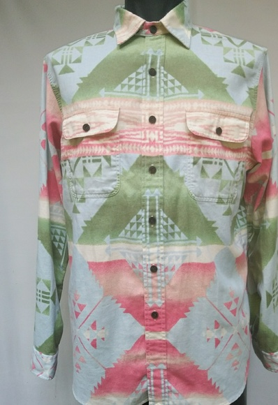 Polo by Ralph Lauren Other - Vintage Polo Ralph Lauren tribal Indian shirt